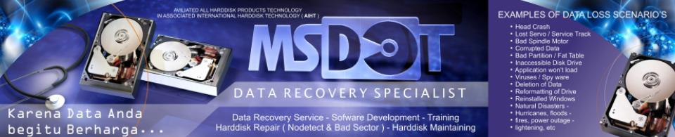Data Recovery Services, Penyelamat Data Surabaya